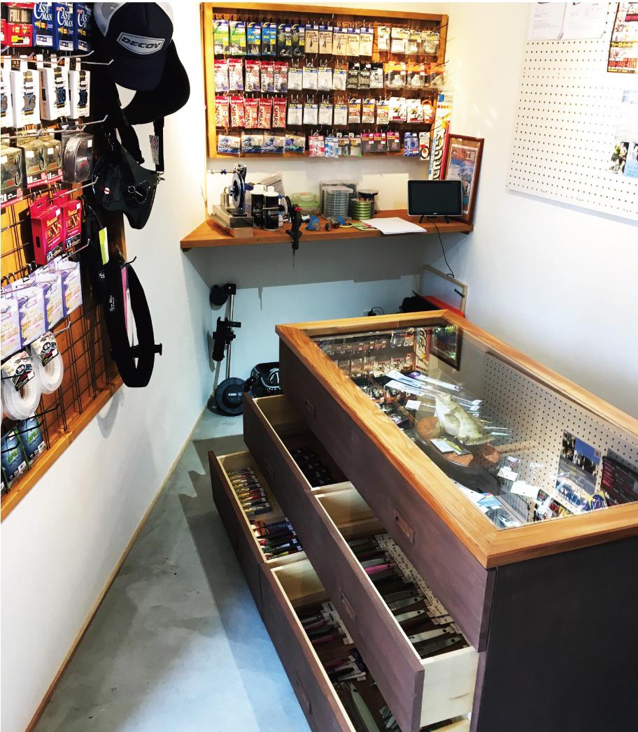 hiromi商品陳列